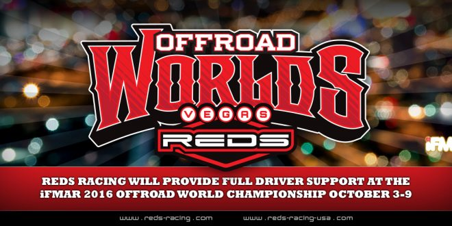 REDS Racing Support at the iFMAR World Championship