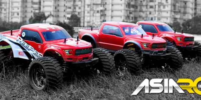 CEN REEPER–1/7 MONSTER TRUCK 產品介紹